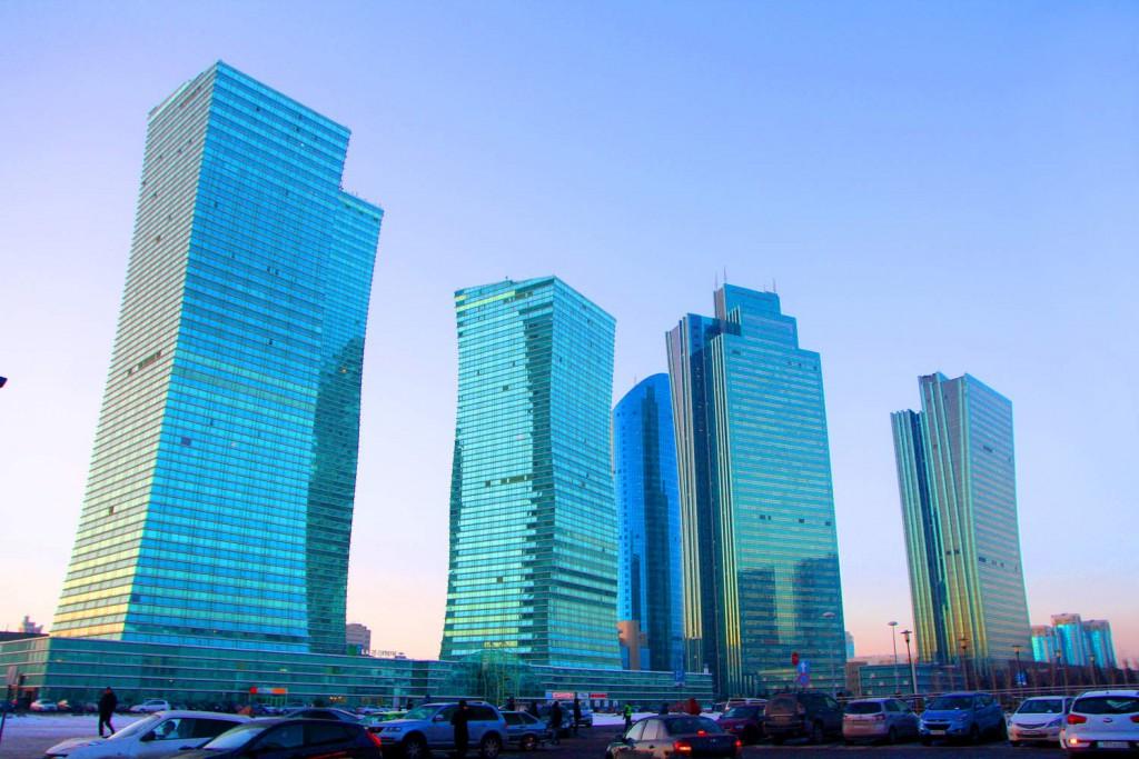 Астана. Фотоотчет