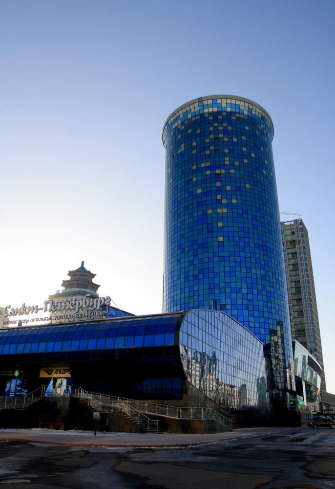 Lеловой центр «Санкт-Петербург»