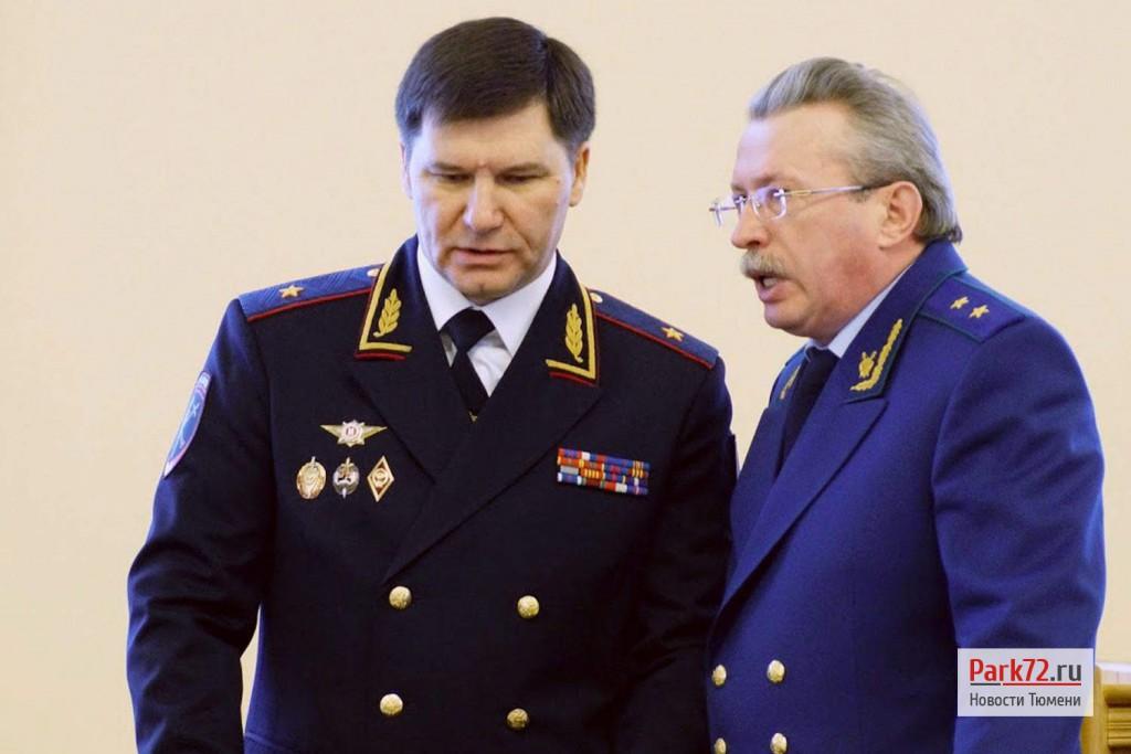 Главный областной полицейский Юрий Алтынов и главный прокурор области Владимир Владимиров сегодня отчитывались перед депутатами, но на все вопросы ответить не успели, так как депутаты спешили на обед