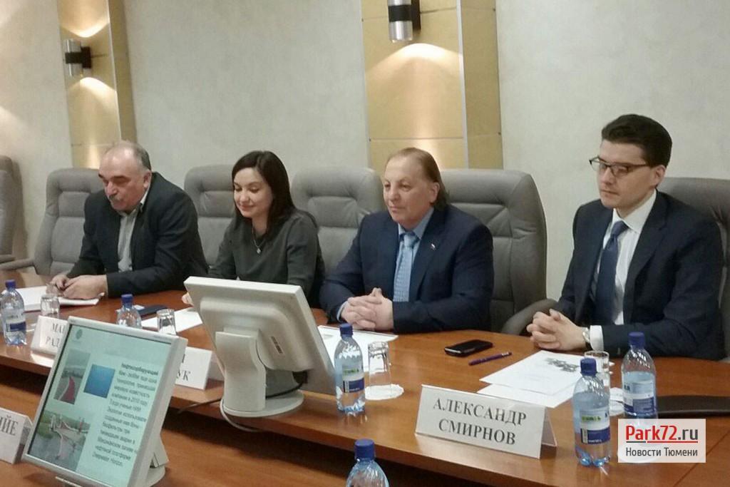Представители Тюменского Технопарка рассказали генеральному консулу о деятельности своих резидентов