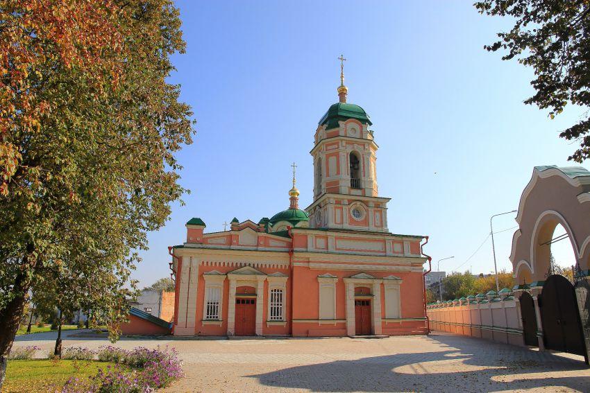 Богородице-Рождественский Ильинский женский монастырь