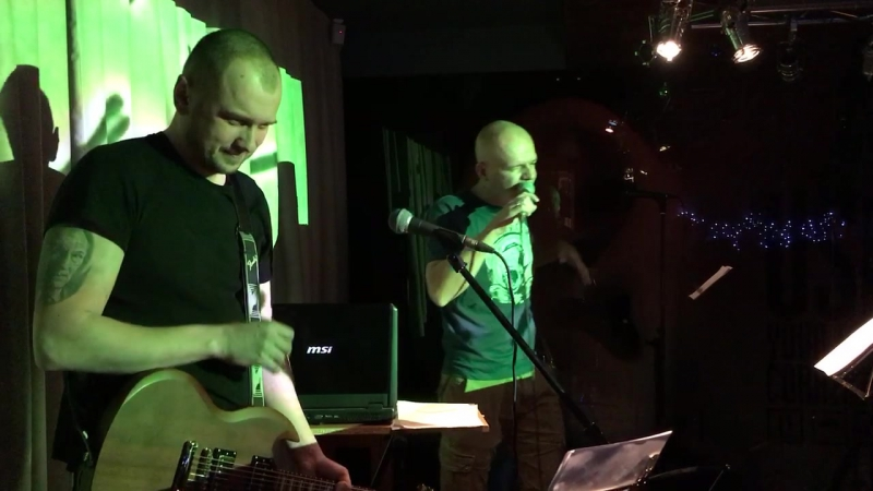 Музыкальные гости из Екатеринбурга — команда «Гр. 665»