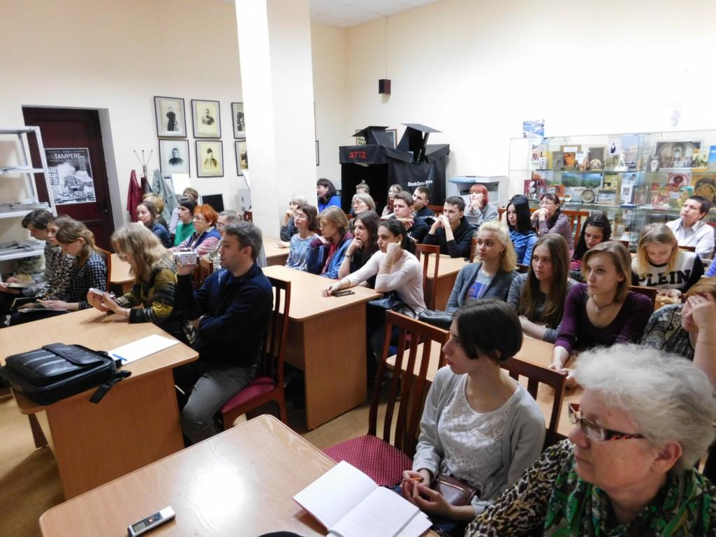 Лекция Барыкина о статусе поэта 020