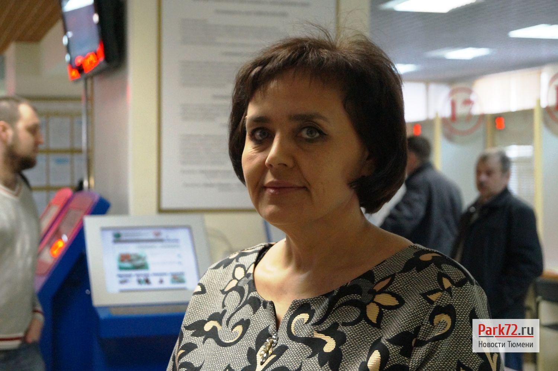 Начальник центра занятости по городу Тюмени Ирина Микрюкова_result