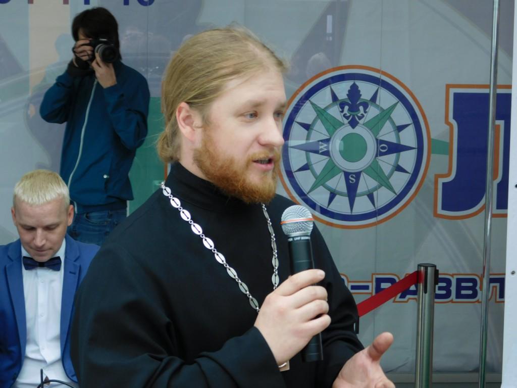Протоиерей Григорий Мансуров