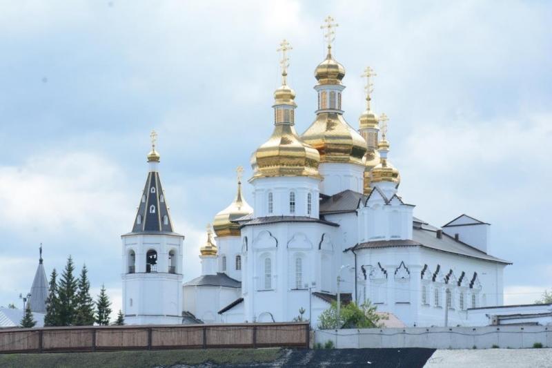 Свято-Троицки мужской монастырь