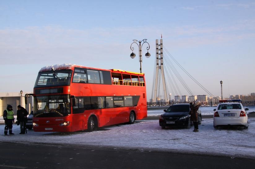 Экскурсионный автобус по маршруту «Тюмень: наши святыни»