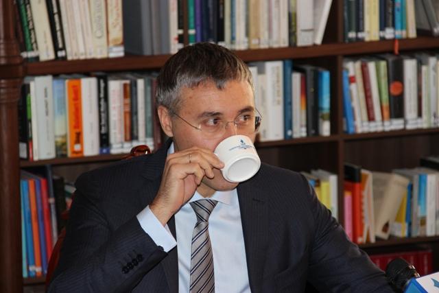 Валерий Фальков. Фото Елены Кухальской.