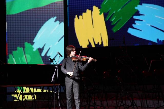 Гала-концерт. Фото Елены Кухальской.