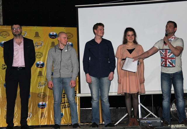 Участники пятого Science Slam