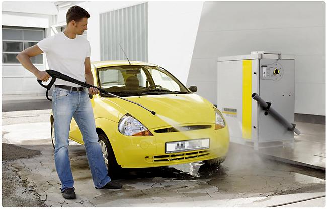 Для мытья машин своими руками