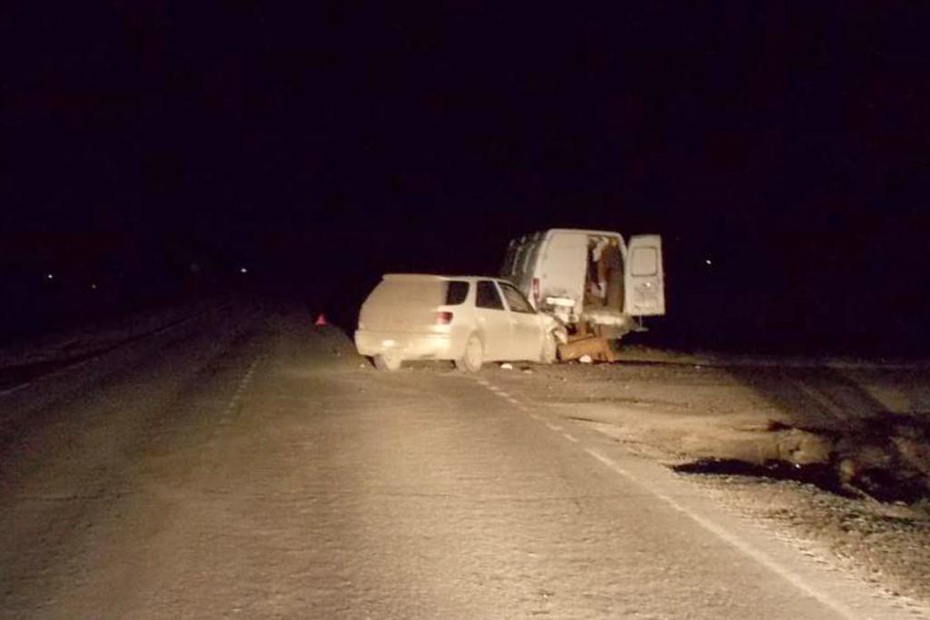 3 человека пострадали в ДТП, произошедшем около полуночи на автодороге Богандинский – Червишево – Чаплык в районе села Онохино Тюменского района