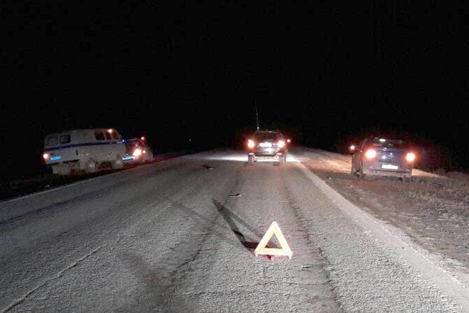 44-летний пешеход погиб на 42-м километре автодороги Тюмень-Нижняя Тавда