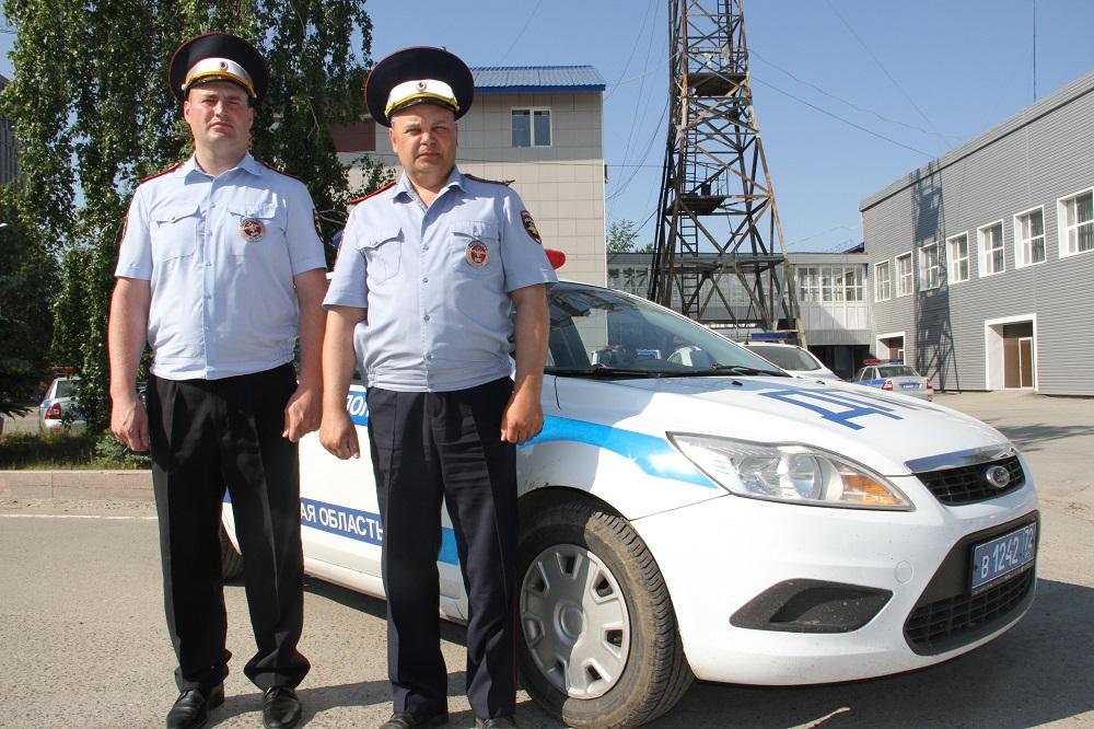 Инспекторы Шанаурин и Кишко 3