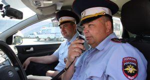 Инспекторы Шанаурин и Кишко