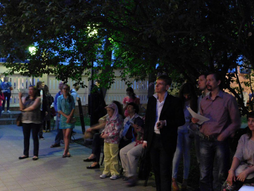 Тюменские поэты на Ночи Музеев 257