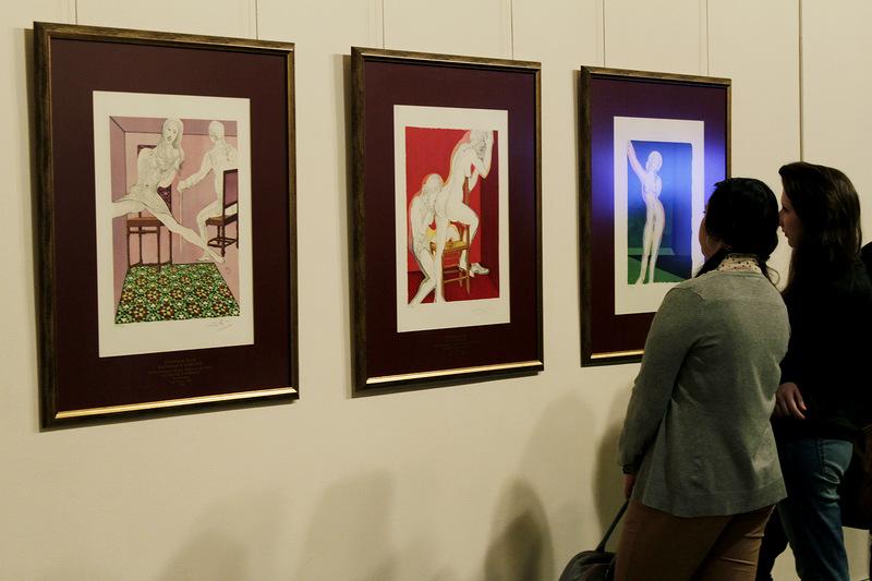 Выставка «Рапсодия страсти»