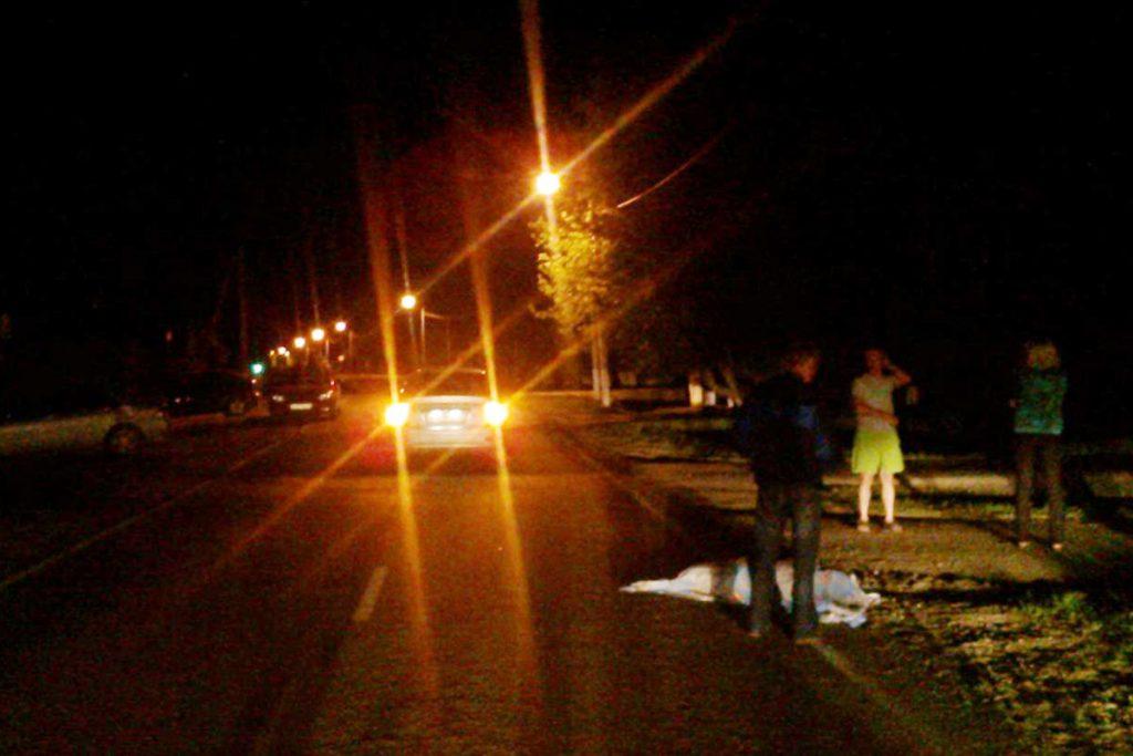 Трагедия произошла в одиннадцатом часу вечера в селе Викулово