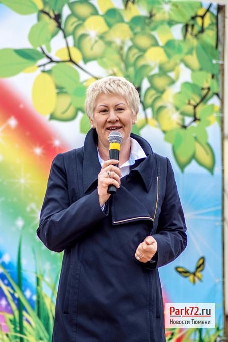 Вера Соловьева-зам.главы администрации тюмени