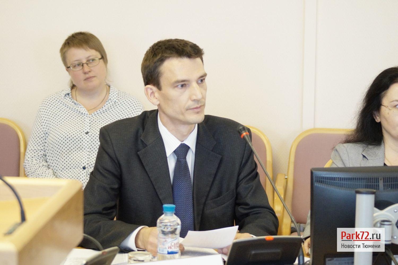 Евгений Подергин - начальник управления кадрами тюменской облдумы_result