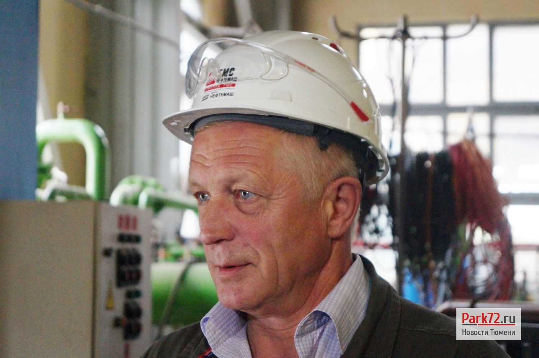Михаил Деревенцов - начальник отдела охраны труда и окружающей среды АО ГМС Нефтемаш_result
