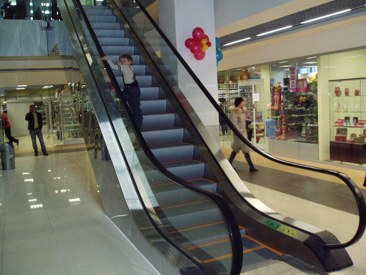эскалатор 0005