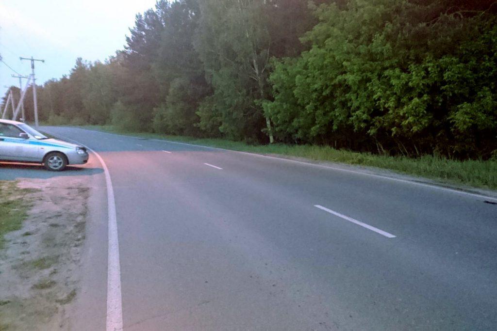 Еще одна трагедия произошла сегодня во втором часу ночи на улице Декабристов города Заводоуковска.