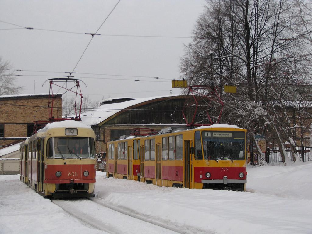 8 Есть шанс, что в скором времени подвижной состав трамваев Екатеринбурга дополнится современными моделями