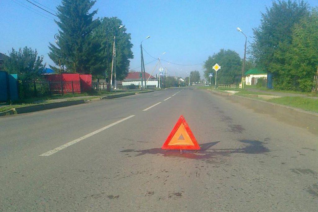 В 11 часов вечера на улице Ленина села Вагай автомобиль «Хонда Цивик» сбил 26-летнюю женщину, которая от полученных травм скончалась