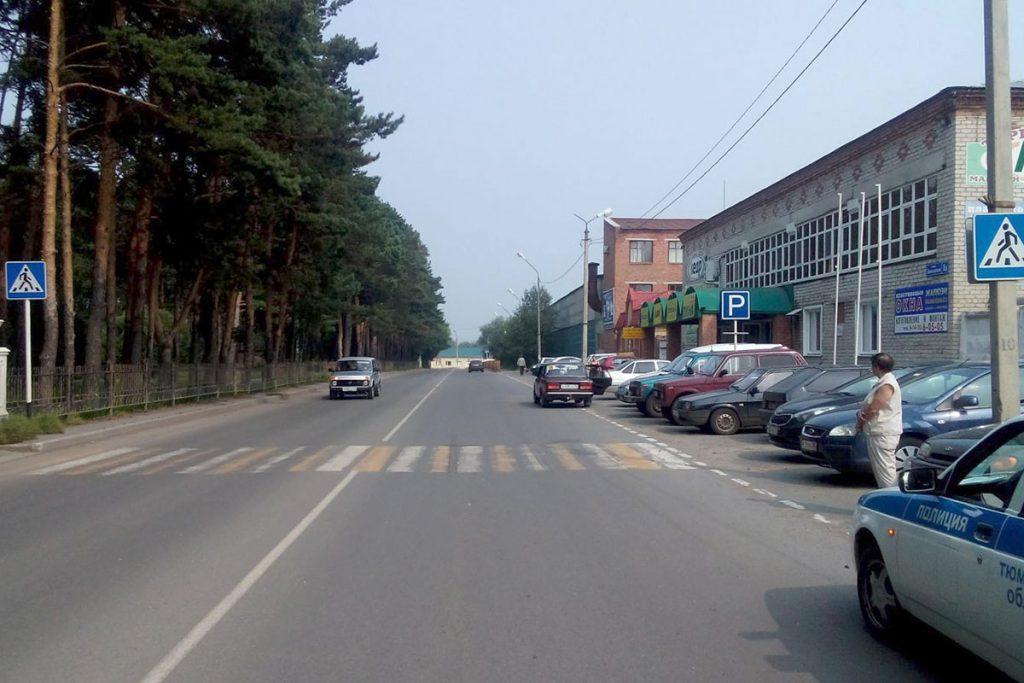 В городе Заводоуковске на пешеходном переходе на улице Заводской «Жигулями» 7-й модели сбита 58-летняя женщина