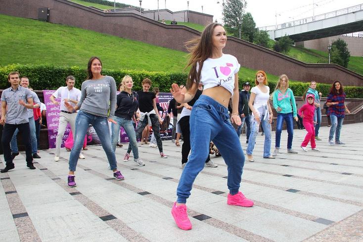 Танцы на набережной 5