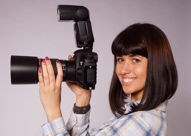 Школа фотографов