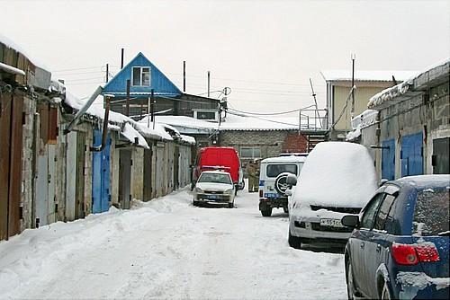 гараж-1