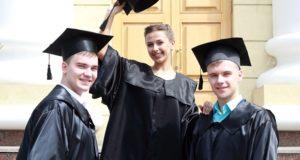 Студенты ТИУ. Фото Анны Черепковой.