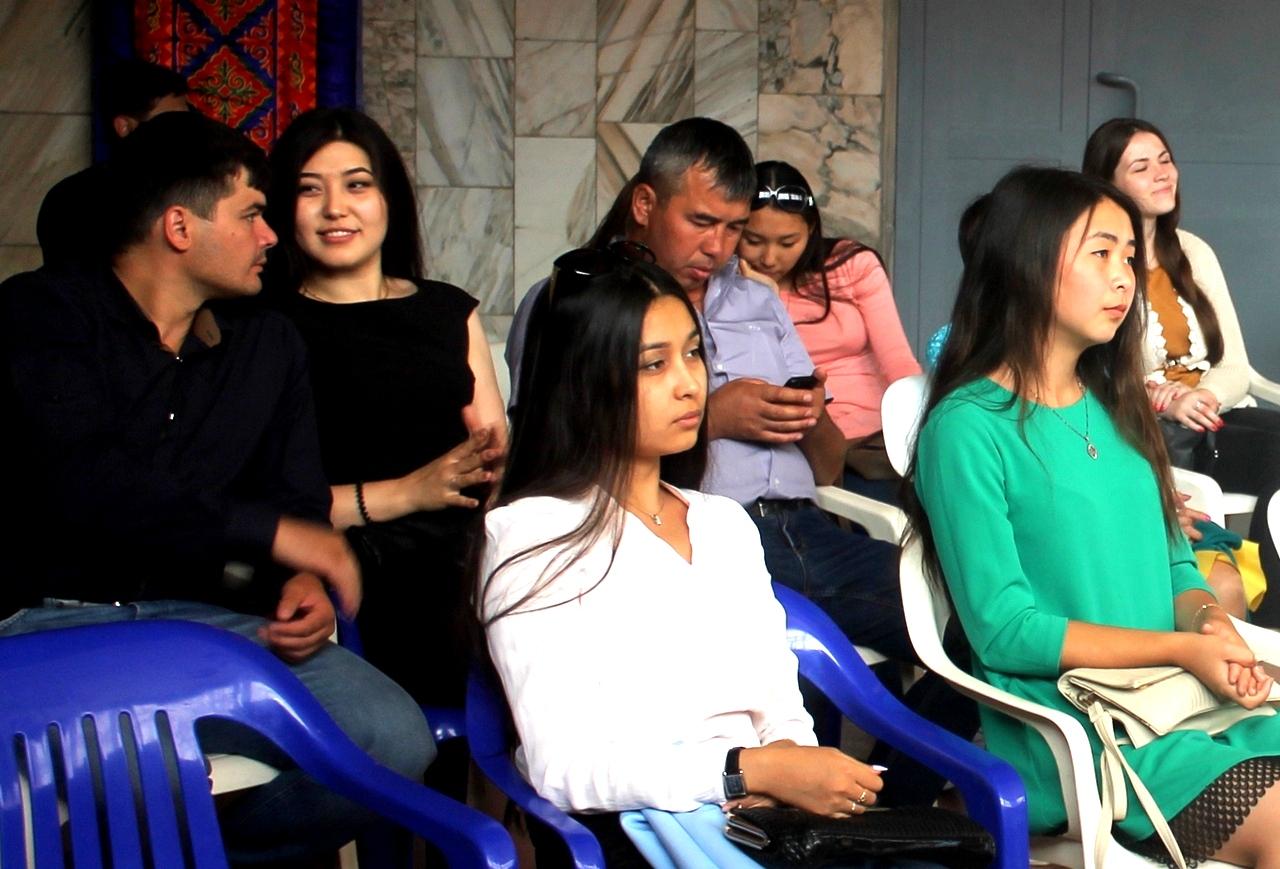 Дни казахской культуры