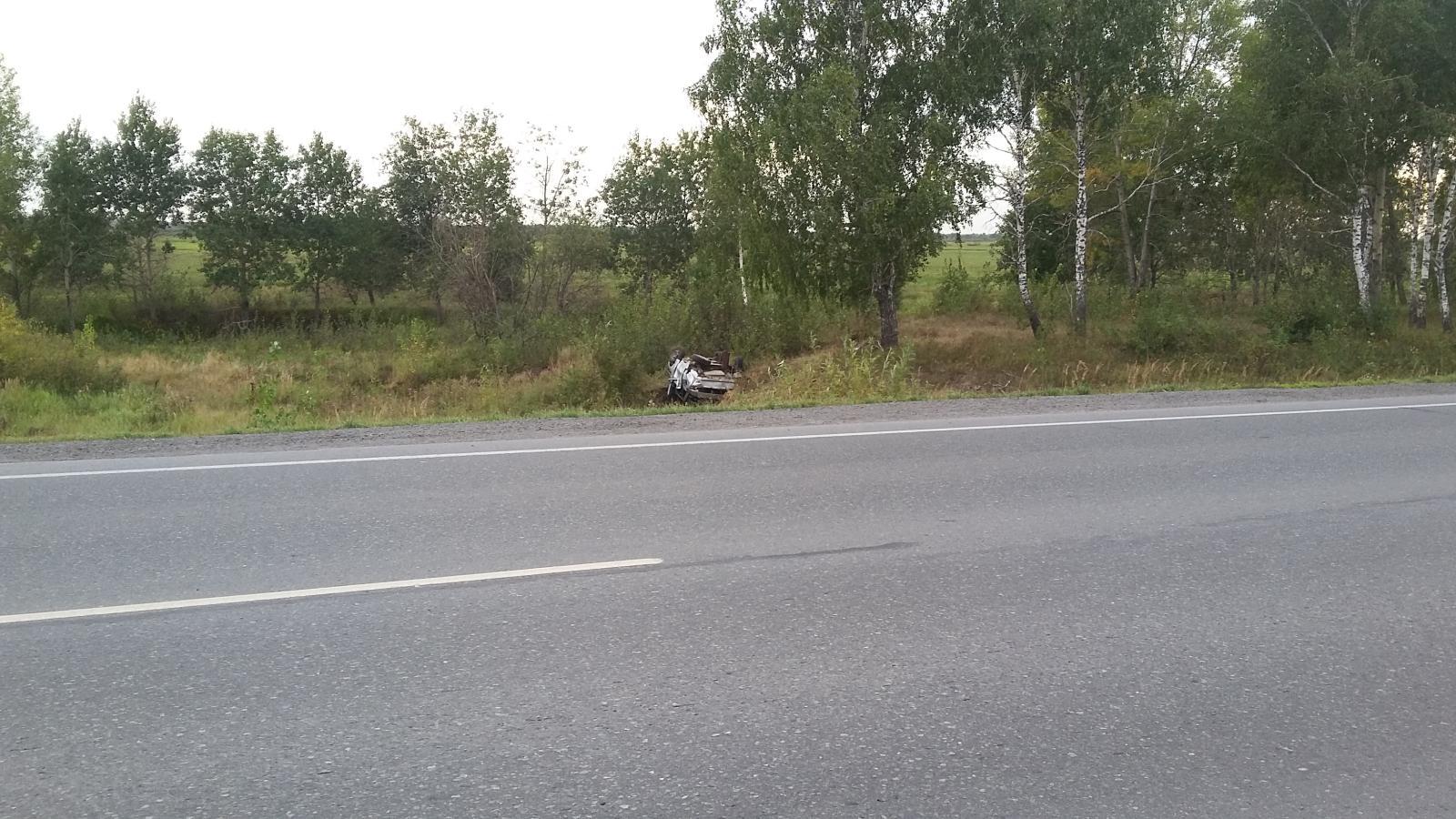 35 км Тюмень-Ханты 2