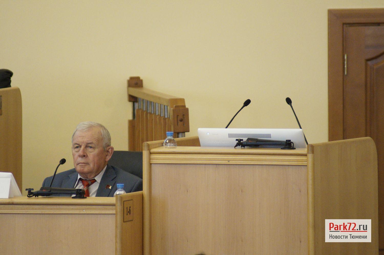 Корепанов стал спикером Тюменской облдумы в 5-й раз