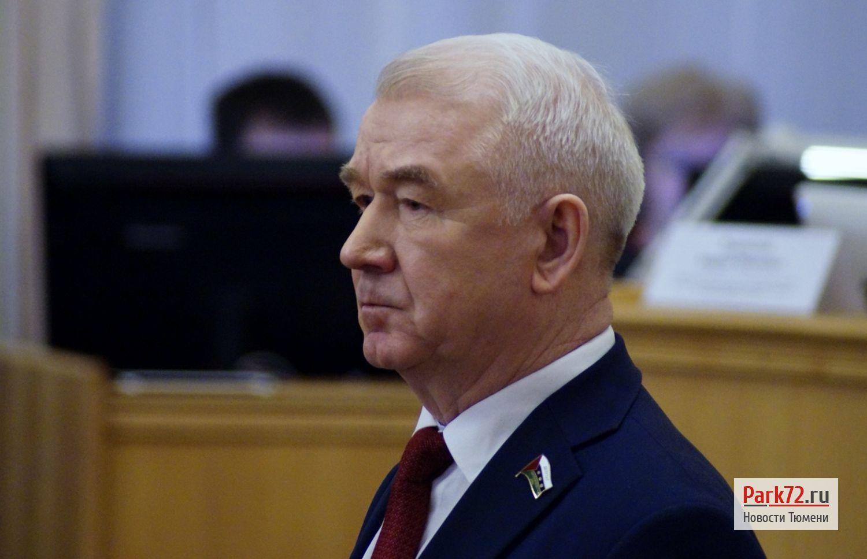 Сергей Корепанов в 4-й раз возглавил Тюменскую областную думу