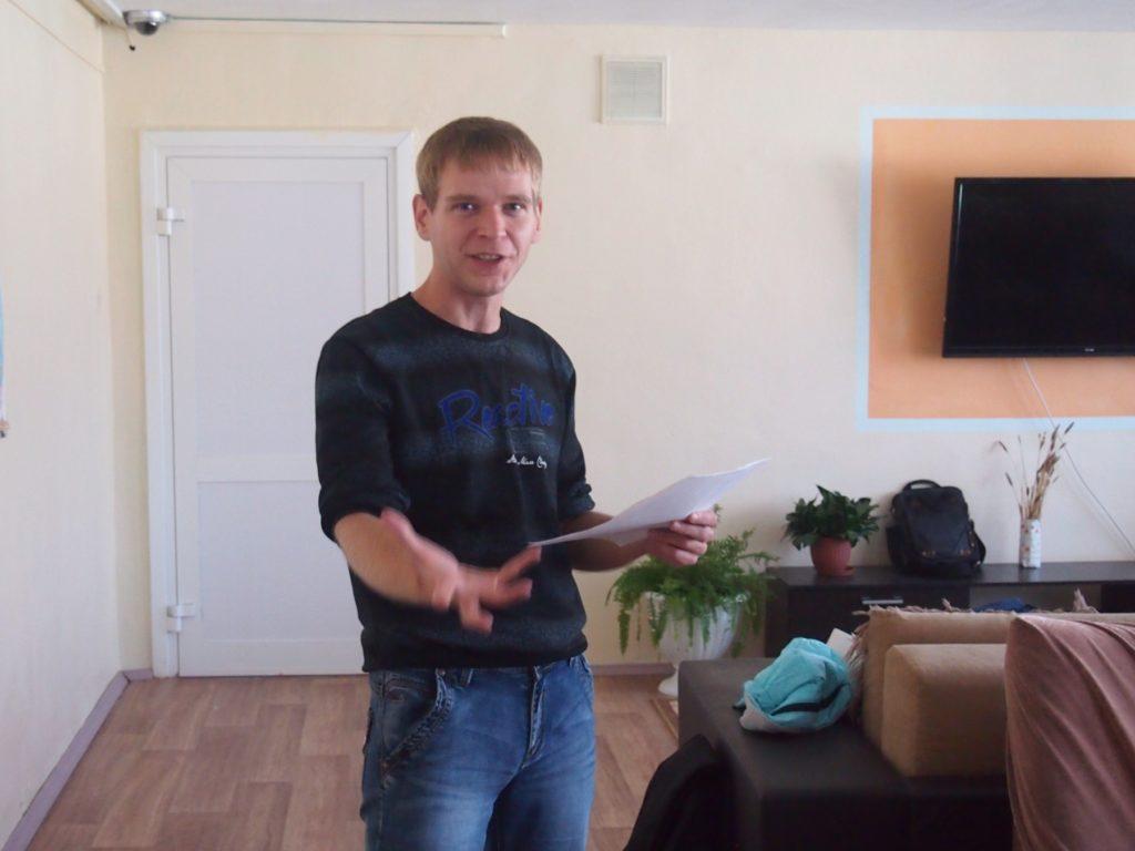 Неподражаемый Владимир Ордовский