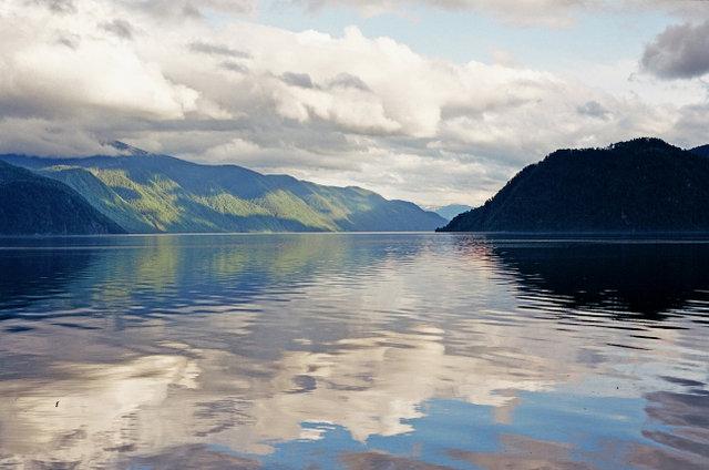 Телецкое озеро (Алтай)