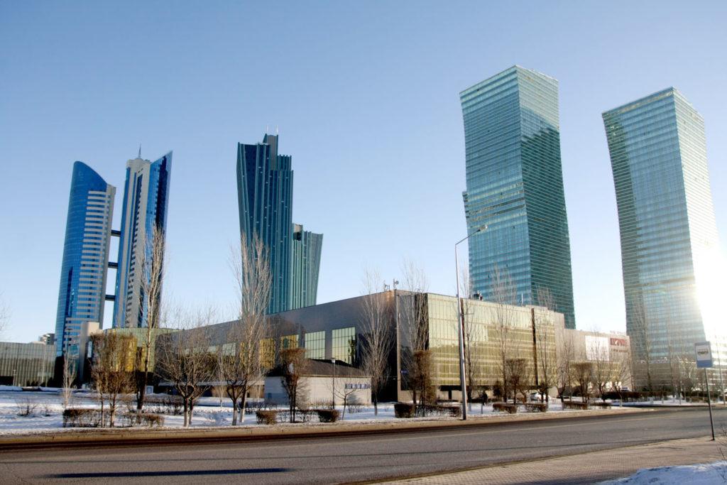 Евро-столица Казахстана (Астана). Программа тура 2017
