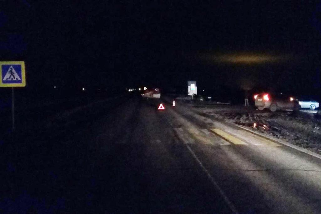 4 человека получили травмы в столкновении автомобилей «Мицубиси Галант» и «Лексус ES350»