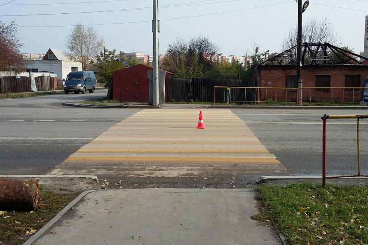 Неопытный шофёр задавил 18-летнего пешехода наулице Самарцева