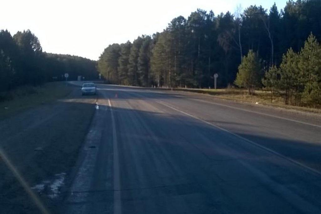 В шесть часов вечера на 259-м километре федеральной автодороги Тюмень – Ханты-Мансийск в Тобольском районе автомобилем «Мазда 3» сбит 56-летний мужчина