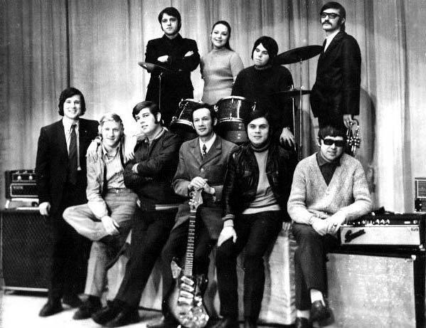 """ВИА """"Поющие гитары"""" был очень популярным коллективом в середине 1970-х"""