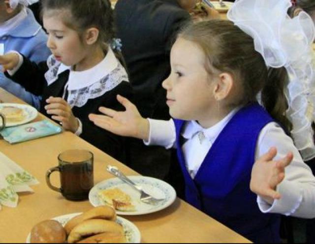 Питание в школах Тюмени