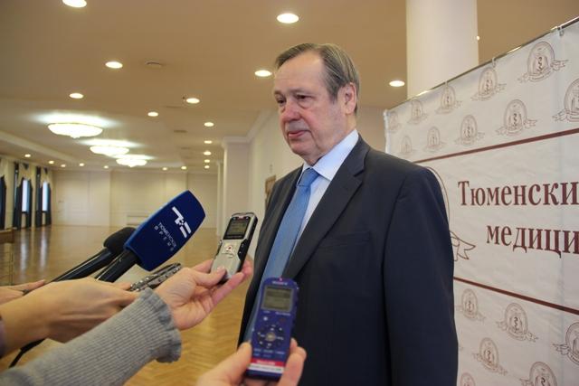 Академик РАН Александр Чучалин