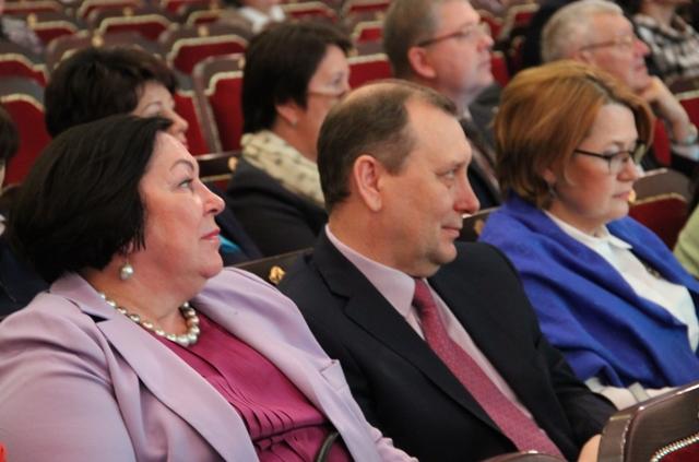 Участники конгресса