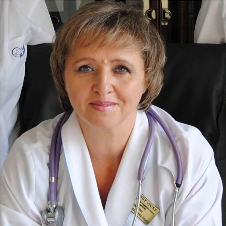 председатель комиссии по городскому самоуправлению и социальной политике Ольга Павлова, фото с сайта поликлиники