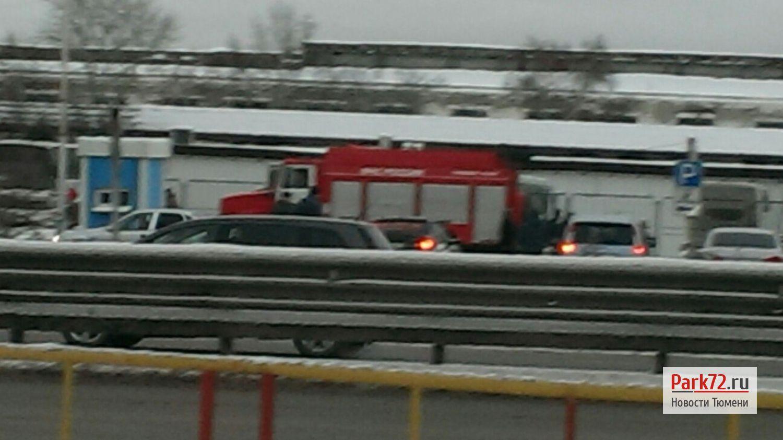 Изтюменского автовокзала эвакуировали 150 человек из-за коробки убанкомата
